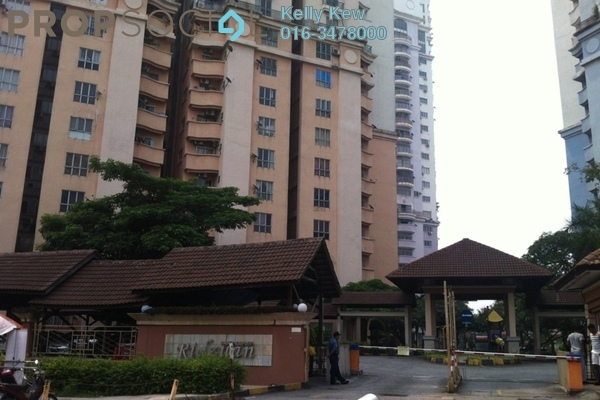 For Sale Condominium at PJS 10, Bandar Sunway Leasehold Semi Furnished 4R/2B 380k