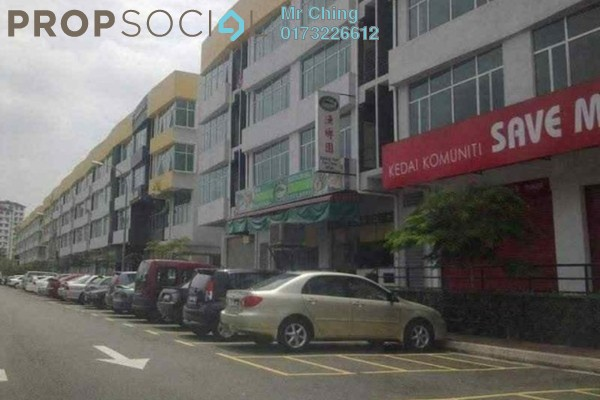 For Sale Shop at Taman Petaling Utama, PJ South Leasehold Unfurnished 0R/8B 3m