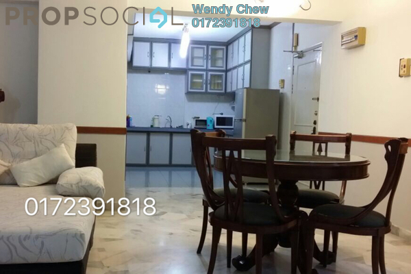 For Rent Condominium at Danau Permai, Taman Desa Leasehold Fully Furnished 2R/2B 2.3k