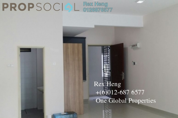 For Sale Condominium at Taman Mount Austin, Tebrau Freehold Semi Furnished 0R/1B 198k