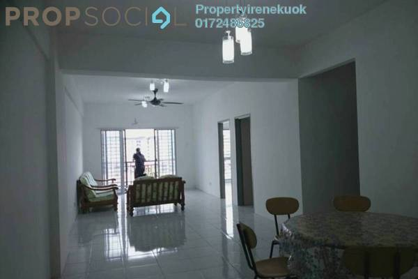 For Sale Condominium at Tiara Mutiara, Old Klang Road Freehold Semi Furnished 2R/2B 440k