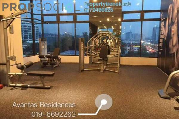 For Sale Condominium at Avantas Residences, Old Klang Road Freehold Semi Furnished 3R/2B 780k