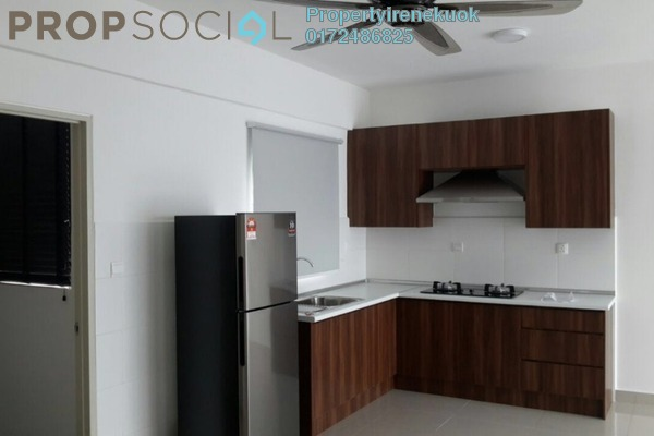 For Rent Condominium at Avantas Residences, Old Klang Road Freehold Semi Furnished 3R/2B 3k