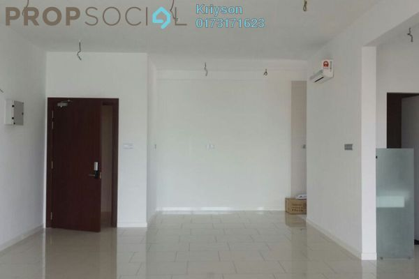For Rent Condominium at Cristal Residence, Cyberjaya Freehold Semi Furnished 3R/2B 1.8k