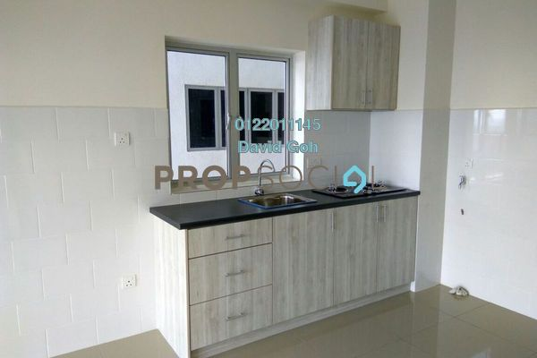 For Sale Condominium at The Wharf, Puchong Leasehold Unfurnished 3R/2B 550k
