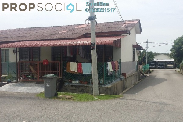 For Sale Terrace at Taman Bidara Palma, Melaka Freehold Unfurnished 3R/2B 150k