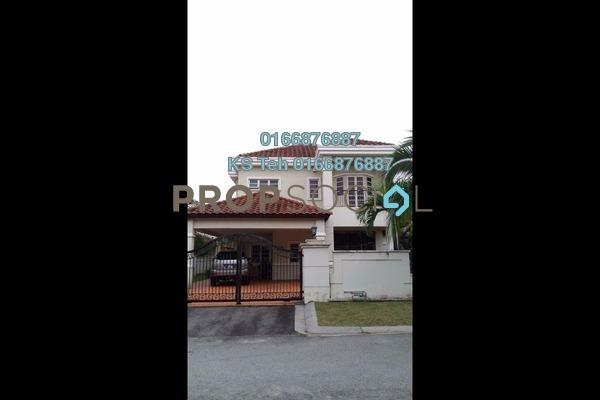 For Sale Semi-Detached at D'Villa, Kota Damansara Leasehold Semi Furnished 5R/5B 3m