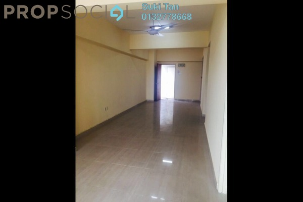 For Sale Condominium at Kepong Central Condominium, Kepong Leasehold Semi Furnished 3R/2B 280k