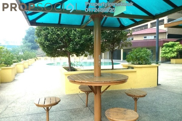 For Rent Condominium at Puncak Banyan, Cheras Freehold Semi Furnished 3R/2B 1.4k