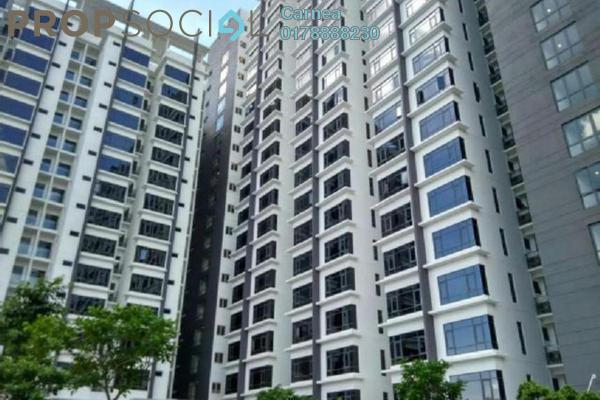 For Sale Serviced Residence at Eve Suite, Ara Damansara Freehold Fully Furnished 0R/1B 540k