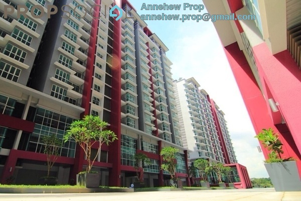 For Sale Condominium at Pacific Place, Ara Damansara Leasehold Unfurnished 0R/0B 700k