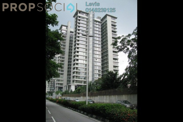 For Sale Condominium at 7 Tree Seven Residence, Bandar Sungai Long Freehold Unfurnished 3R/2B 430k