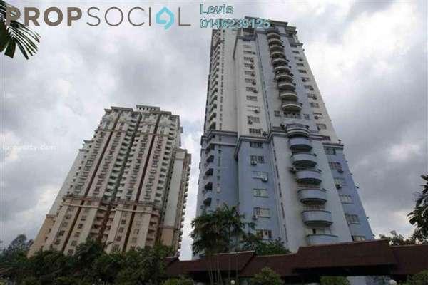 For Sale Condominium at Ridzuan Condominium, Bandar Sunway Leasehold Fully Furnished 3R/2B 350k