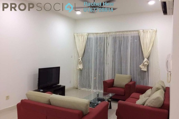 For Rent Condominium at Le Yuan Residence, Kuchai Lama Freehold Fully Furnished 3R/3B 2.8k