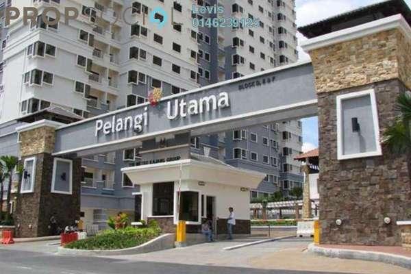 For Sale Condominium at Pelangi Utama, Bandar Utama Leasehold Fully Furnished 3R/2B 600k