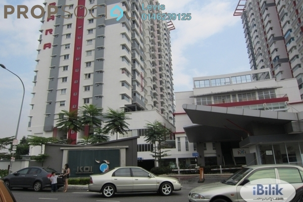 For Sale Condominium at Koi Kinrara, Bandar Puchong Jaya Freehold Unfurnished 5R/5B 780k