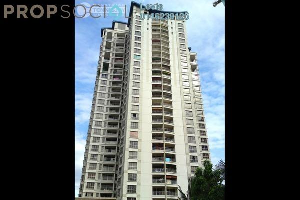 For Sale Condominium at Kiaramas Cendana, Mont Kiara Freehold Unfurnished 4R/3B 1.4m