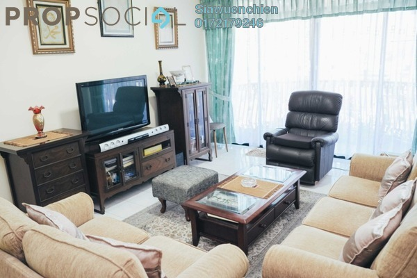 For Sale Condominium at One Ampang Avenue, Ampang Leasehold Fully Furnished 3R/3B 580k
