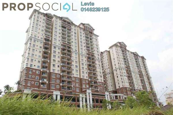 For Sale Condominium at Fortune Park, Seri Kembangan Leasehold Unfurnished 3R/2B 375k