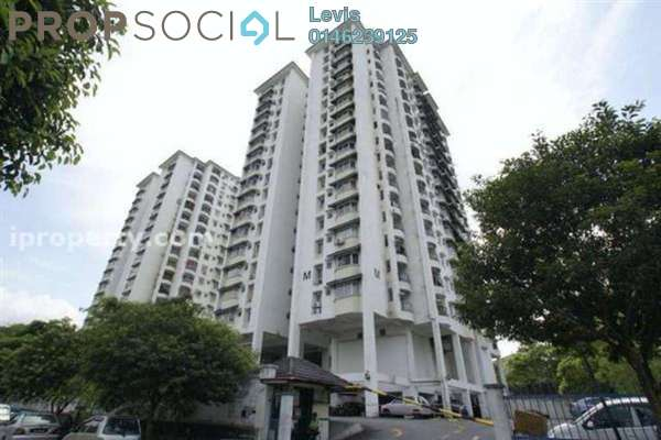 For Sale Condominium at D'casa Condominium, Ampang Leasehold Unfurnished 3R/2B 300k