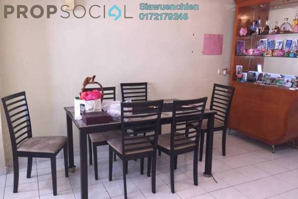 For Sale Apartment at Vista Saujana, Kepong Freehold Semi Furnished 3R/2B 360k