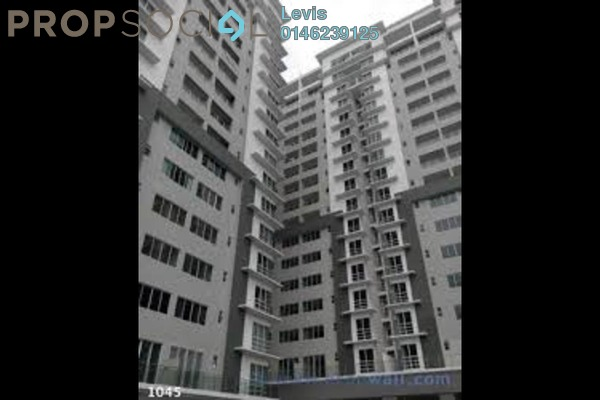 For Sale Condominium at Cheras Heights Condominium, Cheras South Freehold Unfurnished 4R/2B 620k