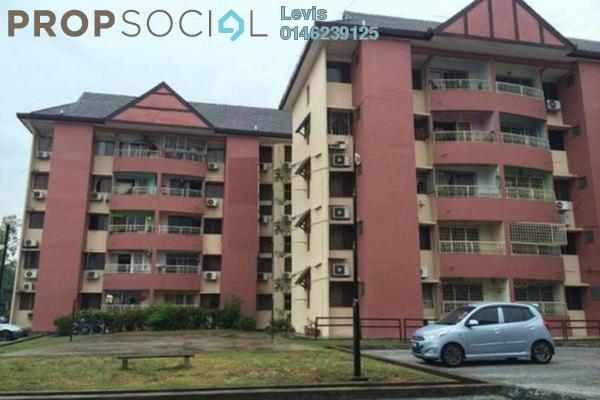 For Sale Condominium at 1C Pinang, Old Klang Road Leasehold Unfurnished 3R/2B 350k