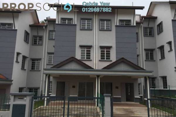 For Sale Terrace at Ukay Perdana, Ukay Leasehold Unfurnished 5R/5B 650k