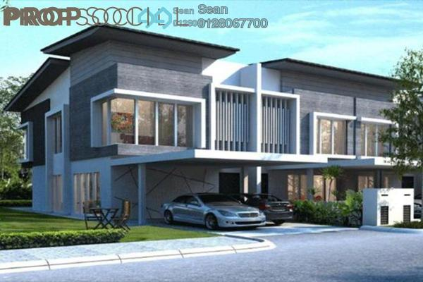 For Sale Terrace at Cybersouth, Dengkil Leasehold Unfurnished 4R/3B 519k