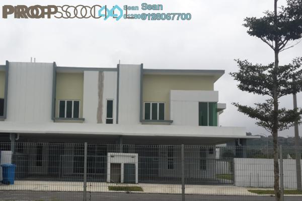 For Sale Terrace at Dextora, Bandar Sri Sendayan Freehold Unfurnished 4R/3B 519k