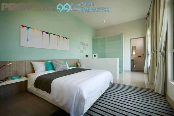 For Sale Terrace at Nusari Bayu, Bandar Sri Sendayan Freehold Unfurnished 4R/4B 519k