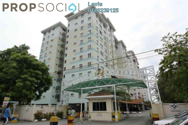 For Sale Condominium at Vista Prima, Puchong Leasehold Unfurnished 3R/2B 290k