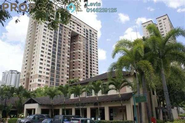 For Sale Condominium at Vista Kiara, Mont Kiara Freehold Fully Furnished 3R/2B 720k