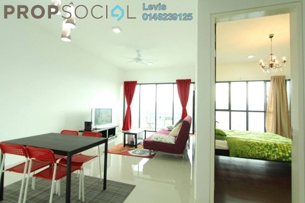 For Sale Condominium at Setia Sky Residences, KLCC Freehold Semi Furnished 1R/1B 980k