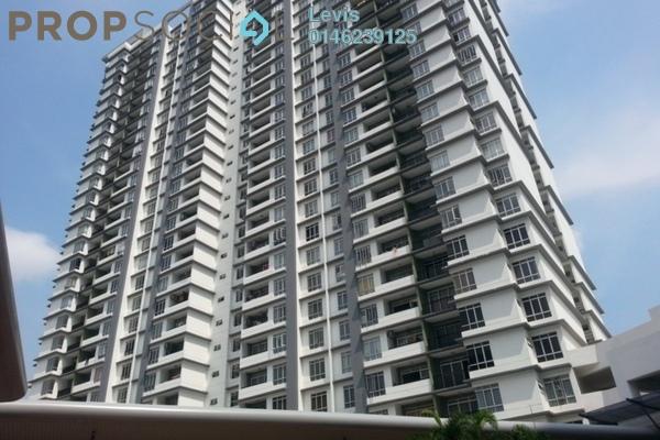 For Sale Condominium at Suasana Lumayan, Bandar Sri Permaisuri Leasehold Semi Furnished 4R/2B 450k