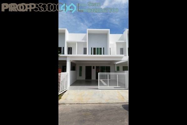 For Sale Terrace at Alconix, Bandar Sri Sendayan Freehold Unfurnished 4R/3B 519k