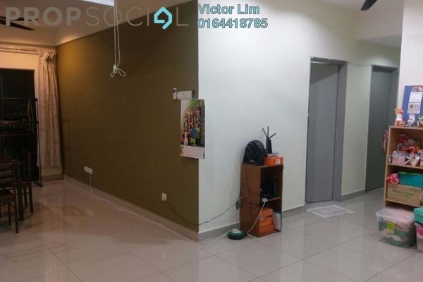 For Sale Condominium at Park 51 Residency, Petaling Jaya Leasehold Semi Furnished 4R/2B 585k