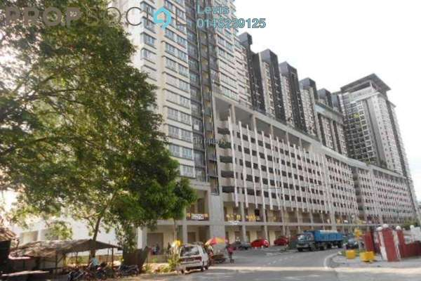 For Sale Condominium at Amara, Batu Caves Freehold Semi Furnished 3R/2B 380k
