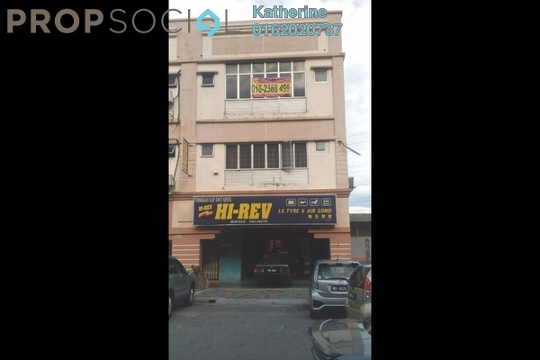 For Sale Office at SunwayMas Commercial Centre, Kelana Jaya Freehold Unfurnished 0R/0B 260k