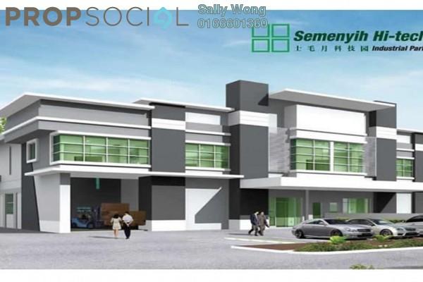 For Rent Factory at Taman Bukit Semenyih, Semenyih Freehold Unfurnished 0R/0B 4.8k