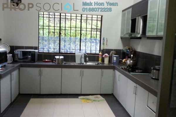 For Sale Terrace at Nilam Terraces, Bandar Bukit Puchong Freehold Semi Furnished 5R/4B 860k