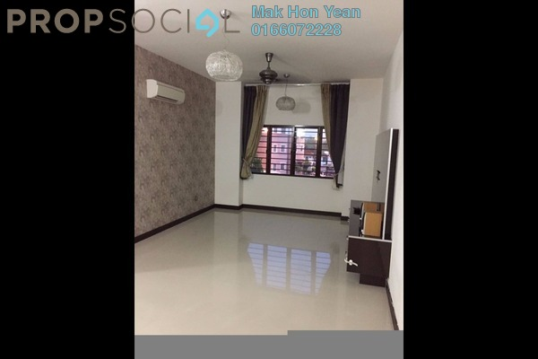 For Sale Condominium at Desa Idaman Residences, Puchong Freehold Semi Furnished 3R/2B 418k