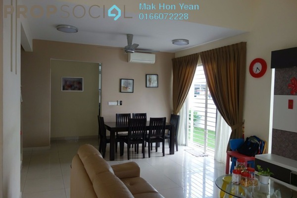 For Sale Terrace at PP 5, Taman Putra Prima Freehold Semi Furnished 5R/4B 928k