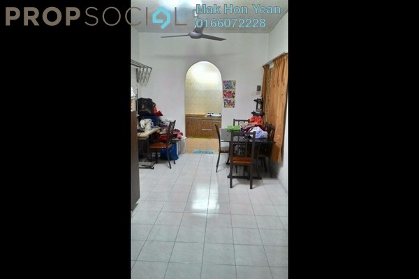 For Sale Apartment at Sutramas, Bandar Puchong Jaya Freehold Semi Furnished 3R/2B 345k