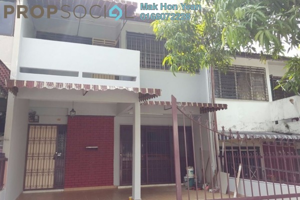 For Sale Terrace at Taman Seri Ampang, Ampang Leasehold Semi Furnished 3R/2B 600k