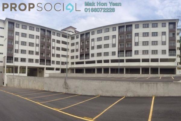 For Rent Apartment at Taman Suria Tropika, Bandar Putra Permai Leasehold Unfurnished 3R/2B 850translationmissing:en.pricing.unit