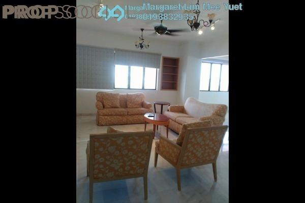 For Rent Condominium at Menara Duta 1, Dutamas Freehold Fully Furnished 4R/5B 3.8k
