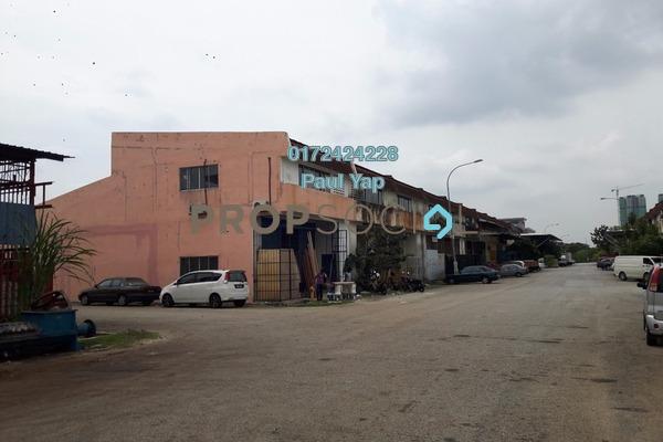 For Sale Factory at Taman Perindustrian Maju Jaya, Bandar Puchong Utama Leasehold Unfurnished 0R/3B 1.2m