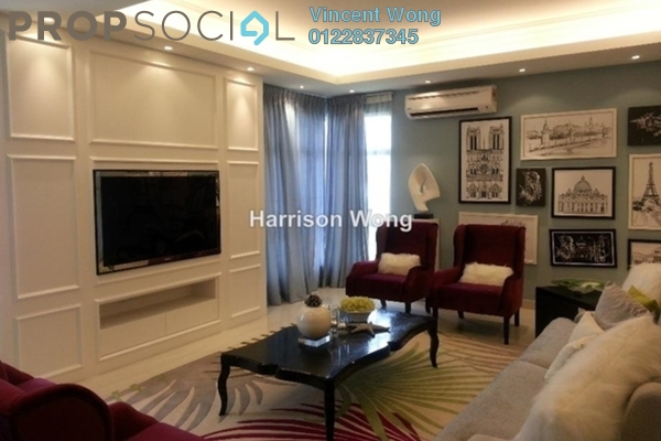 For Sale Semi-Detached at Taman Tasik Prima, Puchong Leasehold Fully Furnished 4R/6B 1.96m