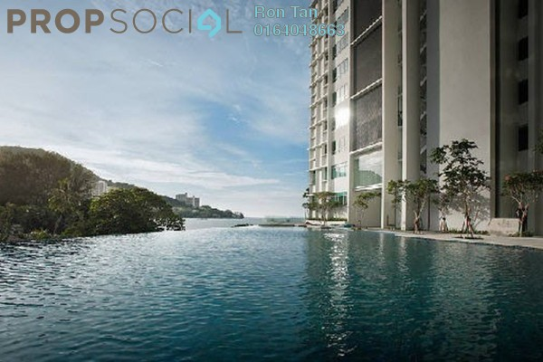 For Sale Condominium at Infinity, Tanjung Bungah Freehold Fully Furnished 6R/6B 6.9m
